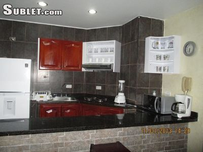 Image 3 furnished 2 bedroom Apartment for rent in Cartagena, Bolivar CO
