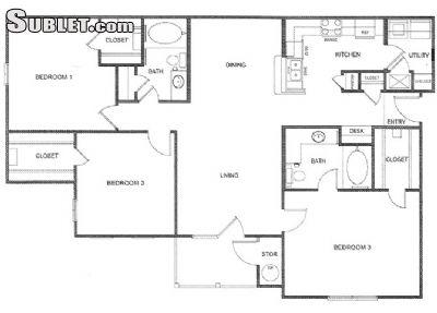 Image 9 unfurnished 3 bedroom Apartment for rent in Caddo (Shreveport), Sportsmans Paradise