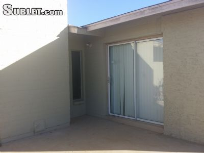 Image 2 either furnished or unfurnished 3 bedroom House for rent in Glendale Area, Phoenix Area