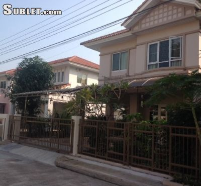 Image 1 furnished 3 bedroom House for rent in Prawet, Bangkok