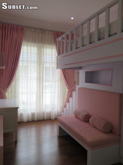 Image 8 furnished 4 bedroom Townhouse for rent in South Jakarta, Jakarta