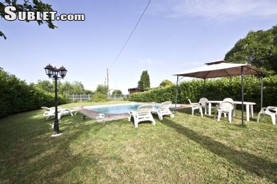 Image 1 furnished 2 bedroom Apartment for rent in Monteriggioni, Siena