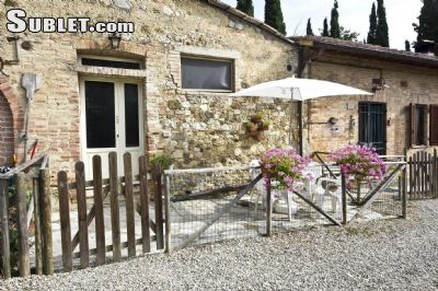 Image 5 furnished 2 bedroom Apartment for rent in Monteriggioni, Siena