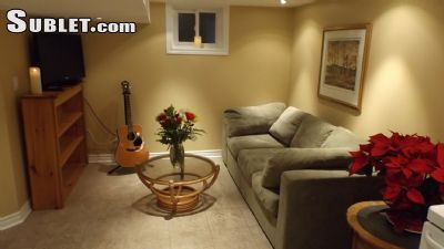 Image 1 furnished 1 bedroom Apartment for rent in York, Toronto Area