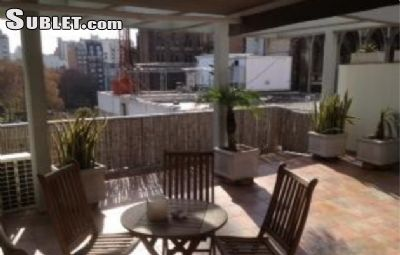 Image 9 furnished Studio bedroom Apartment for rent in Recoleta, Buenos Aires City