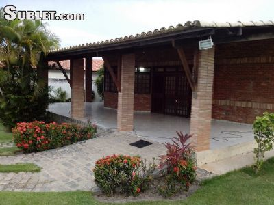 Image 1 furnished 3 bedroom House for rent in Maceio, Alagoas