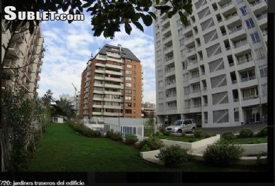 Image 1 furnished 1 bedroom Apartment for rent in Nunoa, Santiago City