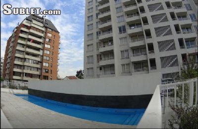 Image 7 furnished 1 bedroom Apartment for rent in Nunoa, Santiago City
