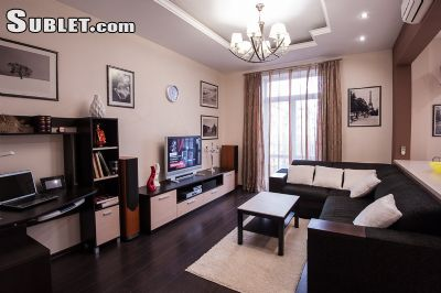 Image 1 furnished 1 bedroom Apartment for rent in Tsentralny, Minsk City