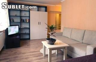 Image 1 furnished Studio bedroom Apartment for rent in Fanipol, Minsk