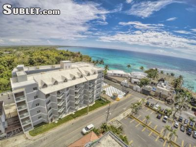 Image 1 furnished 2 bedroom Apartment for rent in Boca Chica, South Dominican