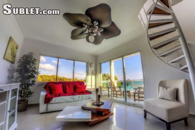 Image 3 furnished 2 bedroom Apartment for rent in Boca Chica, South Dominican