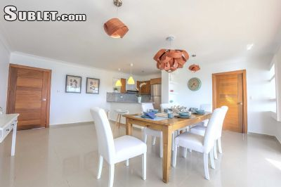 Image 4 furnished 2 bedroom Apartment for rent in Boca Chica, South Dominican