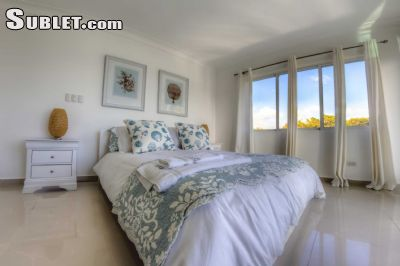 Image 5 furnished 2 bedroom Apartment for rent in Boca Chica, South Dominican