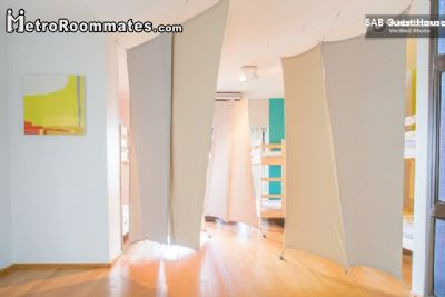Image 2 Furnished room to rent in Pathum Wan, Bangkok 5 bedroom Dorm Style