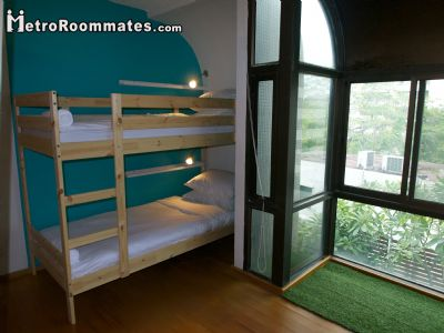 Image 3 Furnished room to rent in Pathum Wan, Bangkok 5 bedroom Dorm Style