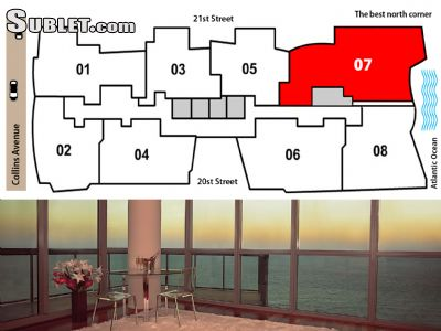 Image 5 furnished 2 bedroom Apartment for rent in Miami Beach, Miami Area
