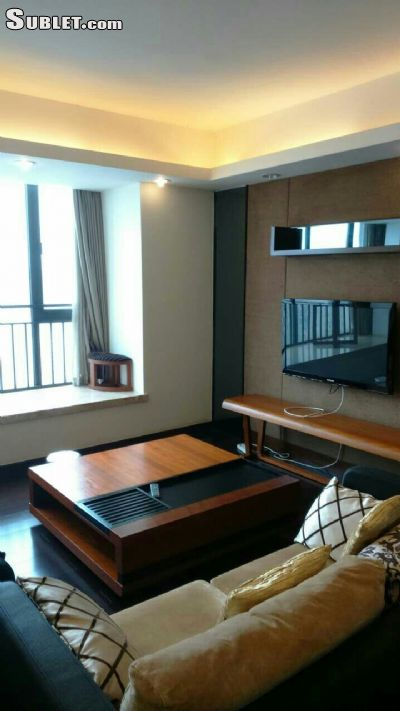 Image 2 furnished 1 bedroom Apartment for rent in Wuhou, Chengdu