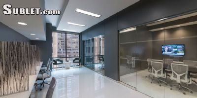 Image 5 either furnished or unfurnished 1 bedroom Apartment for rent in Loop, Downtown