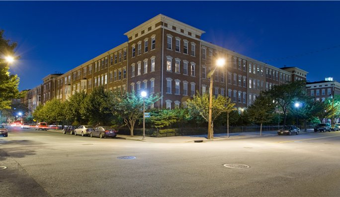 Image 2 either furnished or unfurnished 1 bedroom Apartment for rent in Jersey City, Hudson County