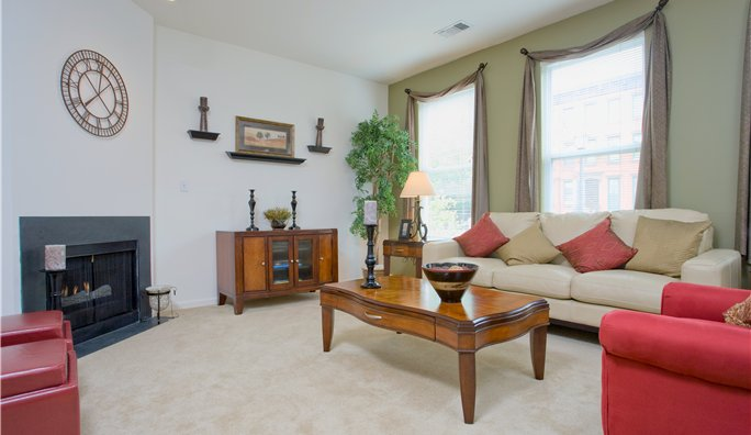 Image 3 either furnished or unfurnished 1 bedroom Apartment for rent in Jersey City, Hudson County