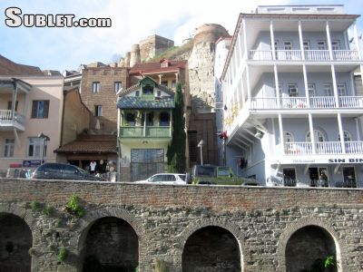 Image 2 either furnished or unfurnished 1 bedroom Apartment for rent in Tbilisi, Tbilisi