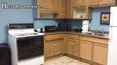 Image 4 Furnished room to rent in Douglas (Lawrence), Northeast KS 5 bedroom Dorm Style