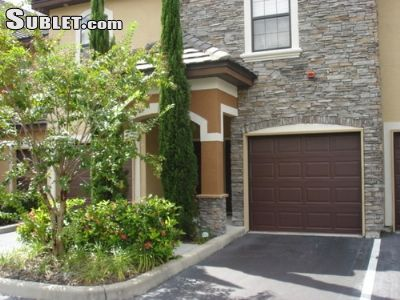 Image 3 furnished 1 bedroom Townhouse for rent in Palm Harbor, Pinellas (St. Petersburg)