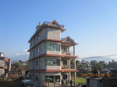 Image 1 furnished 2 bedroom Apartment for rent in Kaski, Gandaki