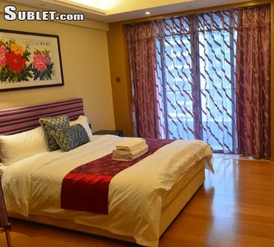 Image 1 furnished 1 bedroom Apartment for rent in Tianhe, Guangzhou