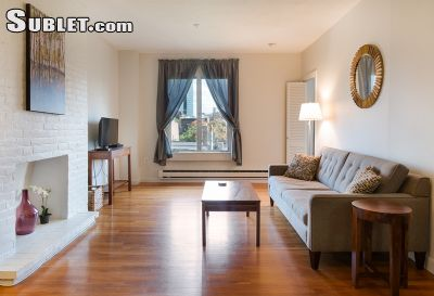 Image 1 furnished 1 bedroom Apartment for rent in Back Bay, Boston Area