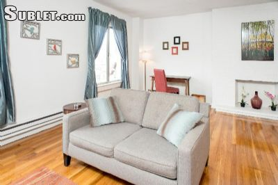 Image 6 furnished 1 bedroom Apartment for rent in Back Bay, Boston Area