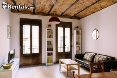 Image 1 furnished 2 bedroom Apartment for rent in Gracia, Gracia