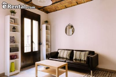 Image 2 furnished 2 bedroom Apartment for rent in Gracia, Gracia