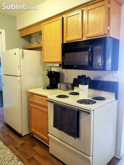 Image 5 either furnished or unfurnished 2 bedroom Apartment for rent in Plymouth, Detroit Area