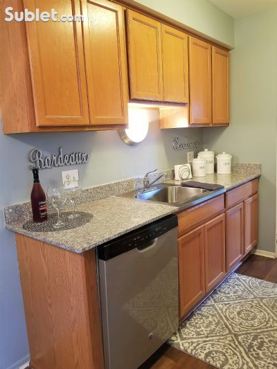 Image 6 either furnished or unfurnished 2 bedroom Apartment for rent in Plymouth, Detroit Area