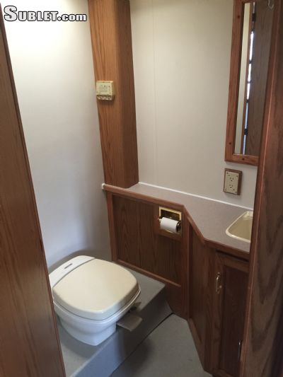Image 7 furnished Studio bedroom Mobile home for rent in Vero Beach, Indian River (Vero Bch)