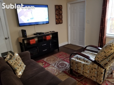 Image 1 furnished 2 bedroom Apartment for rent in Coconut Grove, Miami Area