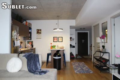Image 2 furnished 1 bedroom Apartment for rent in Waterfront, Boston Area