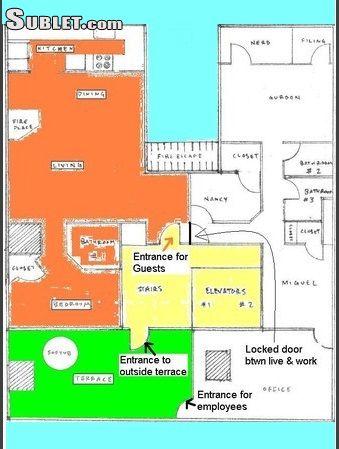 Image 10 furnished 2 bedroom Apartment for rent in Tenderloin, San Francisco