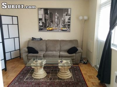 Image 4 furnished Studio bedroom Apartment for rent in The Annex, Old Toronto