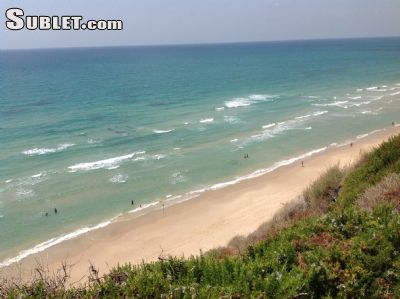 Image 1 furnished 1 bedroom Apartment for rent in Netanya, Central Israel