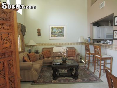 Image 1 furnished 2 bedroom Townhouse for rent in Paradise, Las Vegas Area
