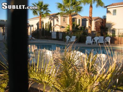 Image 8 furnished 2 bedroom Townhouse for rent in Paradise, Las Vegas Area