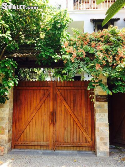 Image 1 furnished 4 bedroom Townhouse for rent in District 2, Ho Chi Minh City