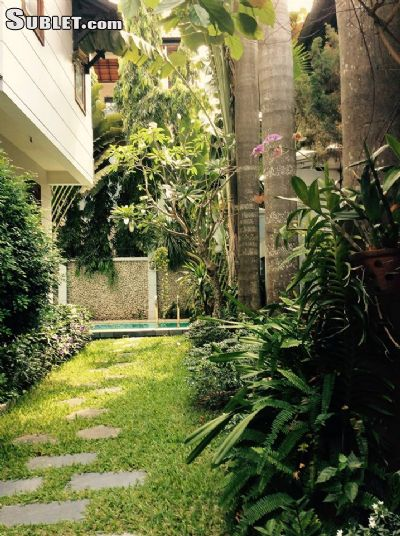 Image 2 furnished 4 bedroom Townhouse for rent in District 2, Ho Chi Minh City