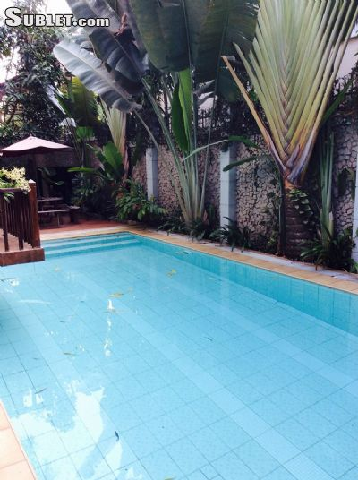 Image 3 furnished 4 bedroom Townhouse for rent in District 2, Ho Chi Minh City