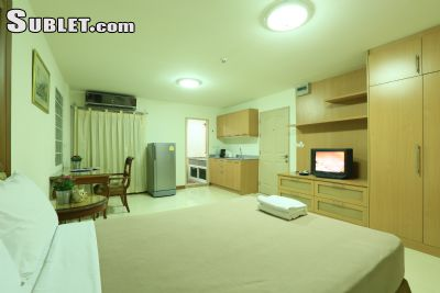 Image 3 furnished Studio bedroom Apartment for rent in Chatuchak, Bangkok