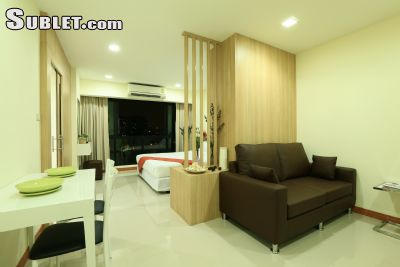 Image 7 furnished Studio bedroom Apartment for rent in Chatuchak, Bangkok