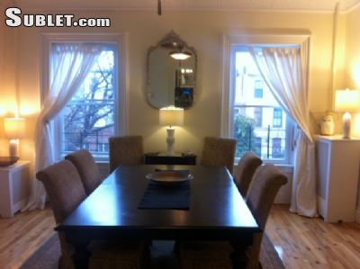Image 2 furnished 3 bedroom Apartment for rent in Carroll Gardens, Brooklyn